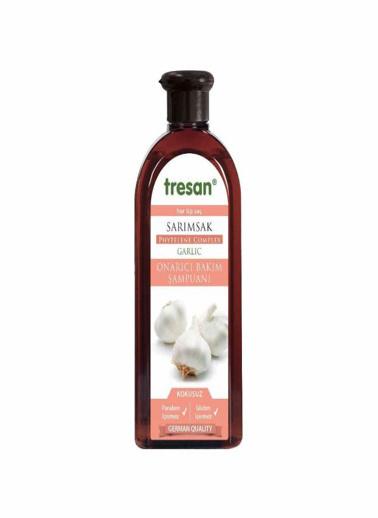 Tresan Tresan Sarımsak Onarıcı Bakım Şampuanı 300ml Renksiz